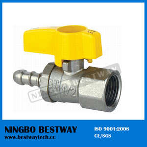 Hot Sale Brass Gas Valve Fxm Price (BW-B138)