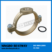 Brass Saddle Clamp for PE Pipe (BW-F05)