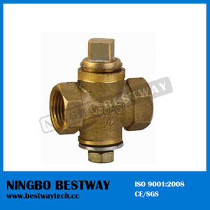 Brass Plug Cock Valve Direct Factory (BW-V05)