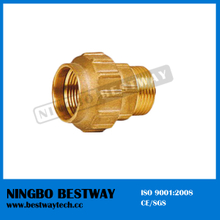 Brass Female Male Thred Compeadression Fitting (BW-303A)