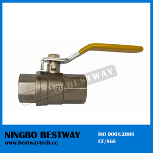 Level Handle Brass Gas Ball Valve (BW-B144A)