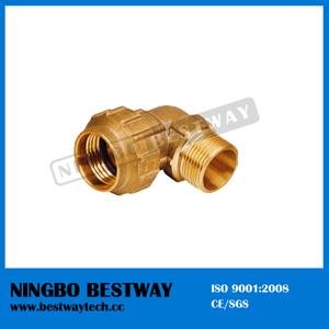 Female Male Elbow Pipe Compression Fitting (BW-306)