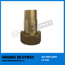 Best Quality Lead Free Water Meter Pipe Fitting (BW-LF707)