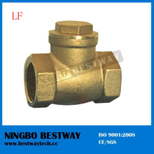 NPT Thread Lf Swing Check Valve with Disc Type