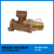 Hot Sale Bronze Plup Valve Price (BW-Q16)
