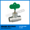 Forged Brass Lockable Ball Valve Manufacturer (BW-L08)