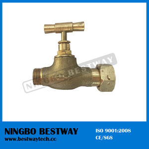 Brass Stop Valve for Water Meter Price (BW-S19)