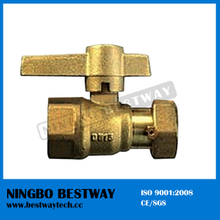 Straight Lockable Ball Valve (BW-L13FM)