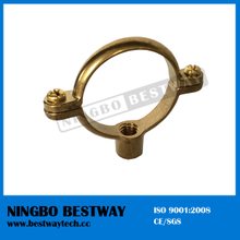 Brass Wall Bracket-Single Munsen Ring (MRB015)