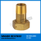 Brass Water Meter Fittings Fast Supplier (BW-704)