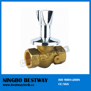 Hot Sale Built-in Stop Valve with Bottom Price (BW-S15)