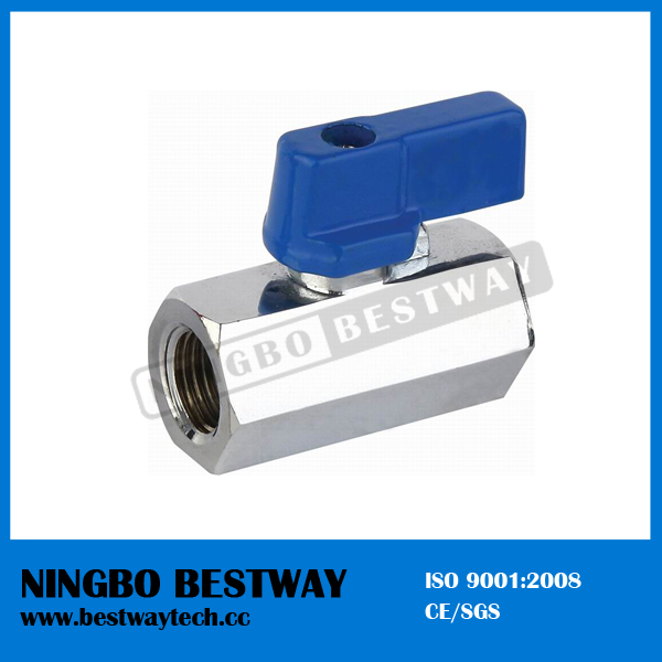 "3/8"" Inch Mini Ball Valve Manufacturer (BW-102)"