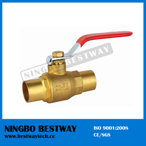 3/4 Inch Pn 30 Brass Welded Ball Valve Price (BW-B07)
