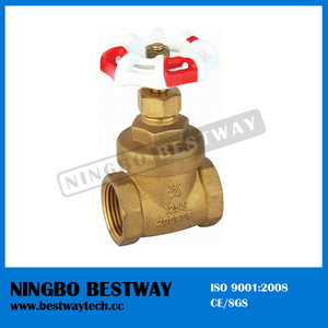 200 Wog Forged Brass Gate Valve Manufacturer (BW-G03)