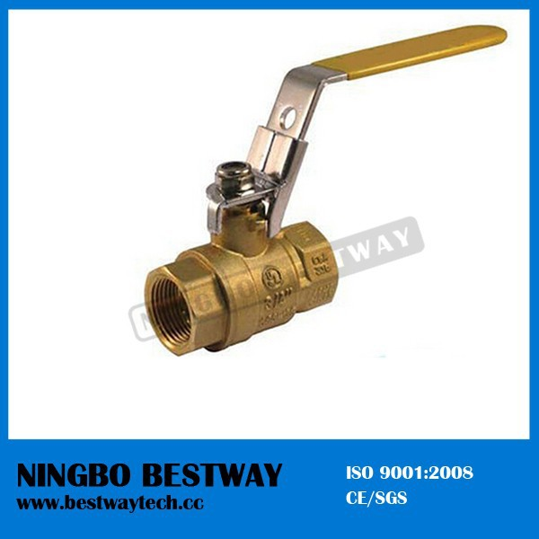 High Quality Lead Free Brass Lockable Ball Valve