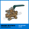 3 PC Brass Ball Valve Price (BW-B11)