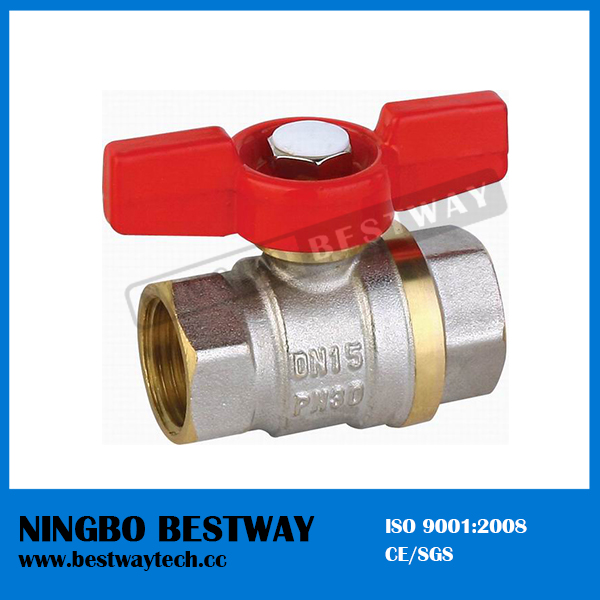 4 Inch Brass Ball Valve (BW-B34)