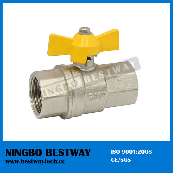 Natural LPG Gas Shut off Valve (BW-B137)