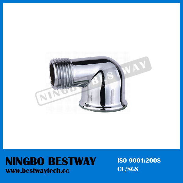 Chromed Plated Brass Elbow (BW-603)