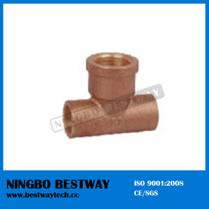 Hot Sale Pump Bronze Tee (BW-656)