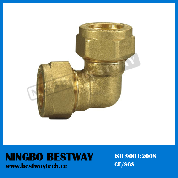 Brass Connector Pipe Fitting Plumbing Joint Spray Nozzle (BW-505)