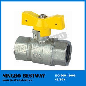 Brass Gas Ball Valve (BW-B137)
