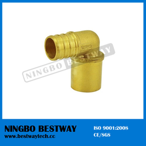 Brass Pex Fitting Female or Male Sweat Elbow