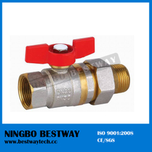 Hot Water Brass Ball Valve Manufacturer (BW-B35)