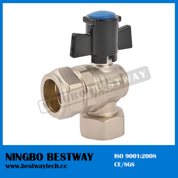 Brass Ball Valve with Locking Handle (BW-L25)