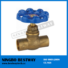 China Brass Stop Valve Manufacturer (BW-S05)