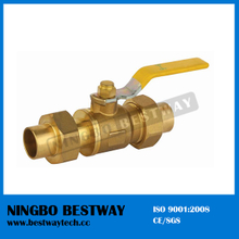 Hot Sale Brass Gas Cock Ball Valve (BW-B133)