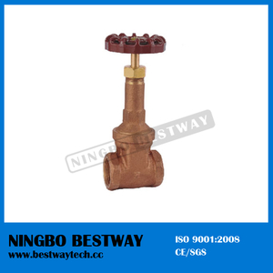 Long Stem Bronze Gate Valve (BW-Q18)