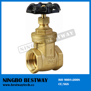 3 Inch Brass Stem Gate Valve (BW-G01)