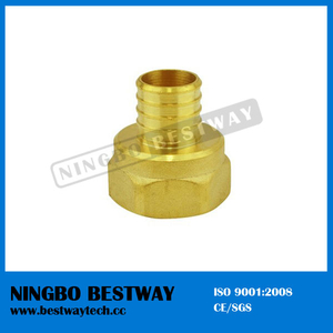 Lead Free Brass Pex Female Adapter Pipe Fitting