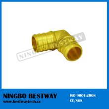 90 Degree Brass Male Threaded Pex Pipe Elbow Fittings