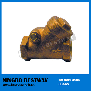 Economical Brass Non Return Flap Check Valve (BW-C07)