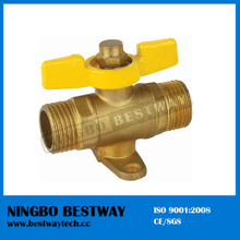Brass Gas Safety Ball Valve with T Handle (BW-B134)