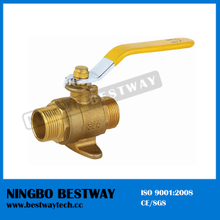 Brass Gas Cooker Ball Valve Price (BW-B132)