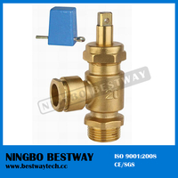 Hot Sale Brass Ferrule Valve with Fittings (BW-F06)