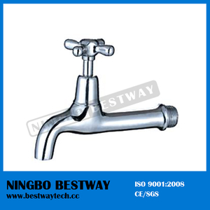 Plastic Water Heater Tap Stock Price (BW-T04)