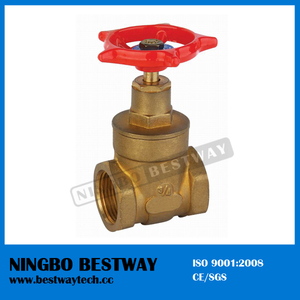 Forged Brass Gate Valve for Water Meter (BW-G04)