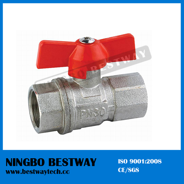 Forged Brass Ball Valve with T Handle (BW-B28)