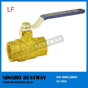 600 Wog Lead Free Brass Ball Valve (BW-LFB01)