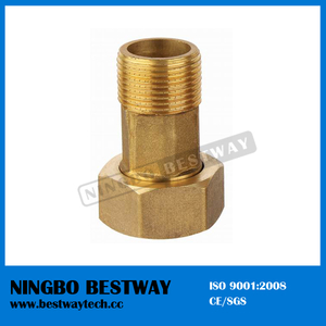 Brass Swivel Nut for Water Meter (BW-702)