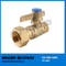 Fully stocked OEM all type good market key lock ball valve (BW-L36)