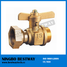 Brass Water Meter Valve