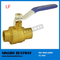CSA, UL Approved Lead Free Brass Solder Ball Valve