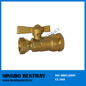 Brass Water Volume Meter Valve