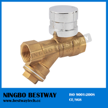 Brass Anti-Theft Balll Valve (BW-L20)