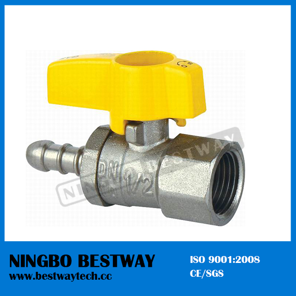 LPG Gas Ball Valve for Hose Pipe (BW-B138)